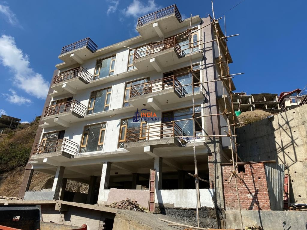 Buy Fully Furnished flats in Shimla Bhattakufar