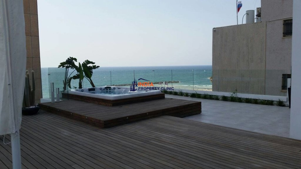 Luxury penthouse for sale in Tel Aviv Yaffo