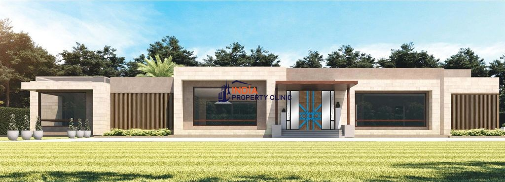 4 room luxury House for sale in Alībāg