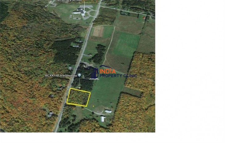 Land For Sale in Madawaska