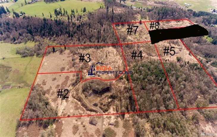 20 acre Land for sale in Mossyrock