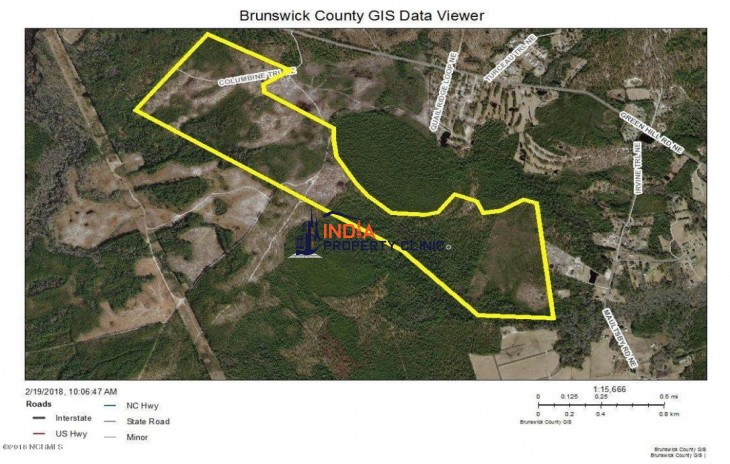 Land For Sale in Leland