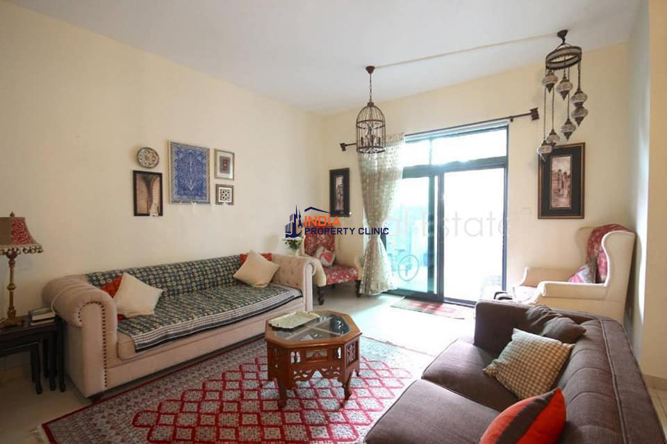 Apartment for rent in Travo B in Greens