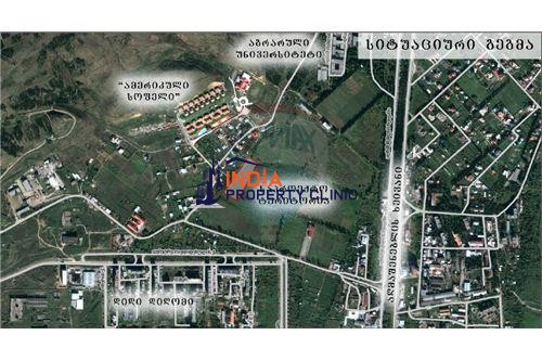 11,000 m2 Land For Sale in Tbilisi