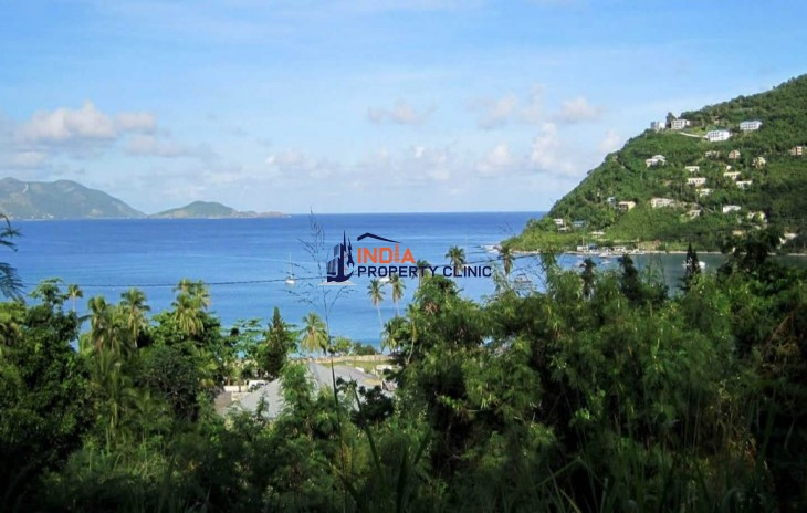 2 Acres of Land For Sale in Cane Garden Bay