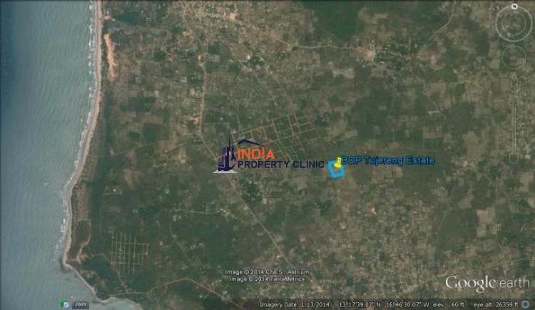 Land for sale in Tujereng