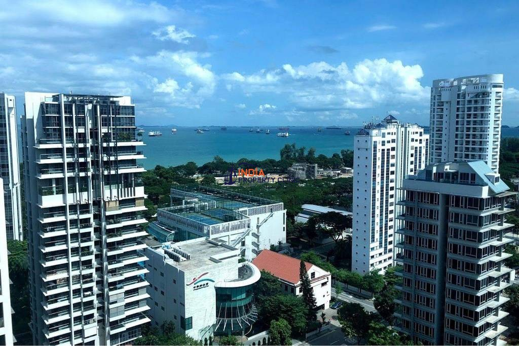 Luxury apartment complex for sale in East Coast beach