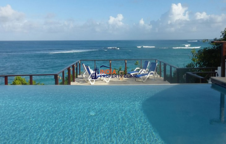 6 Bedroom Beachfront Home for Sale in Shoal Bay East