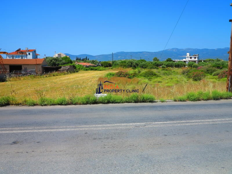 Plot Land For Sale in Pythagorion