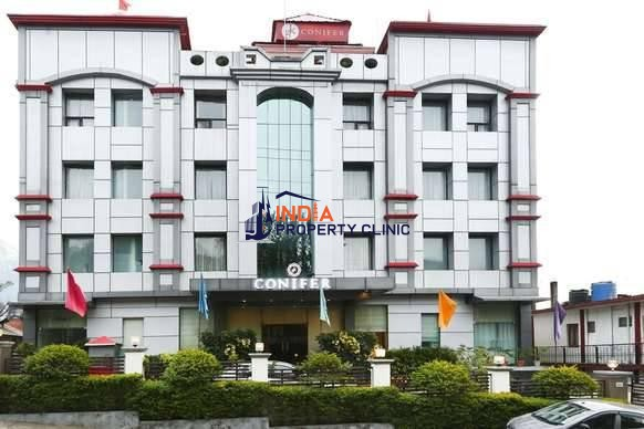 4 Star Hotel for Sale at Dharmshala H.P India