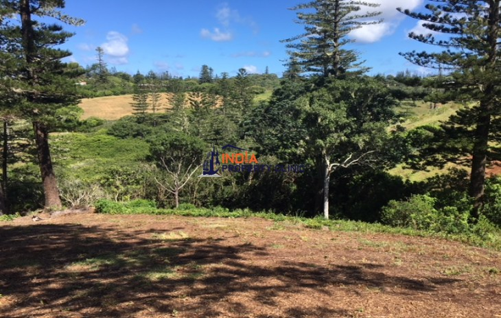 Long Building Land For Sale in Norfolk Island