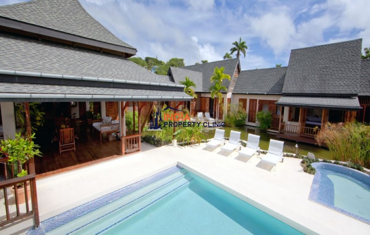 4 Bedroom Luxury Home For Sale in Tobago
