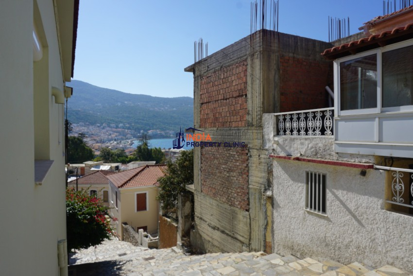 Unfinished House For Sale in Samos