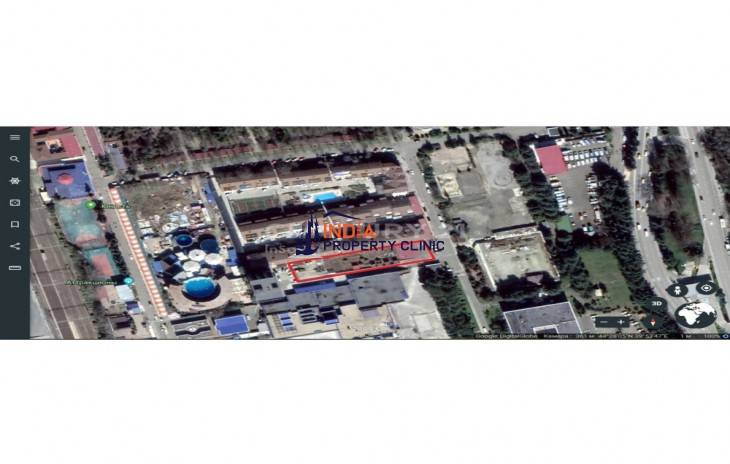 3.2 acres Land For Sale in Lenin St Sochi