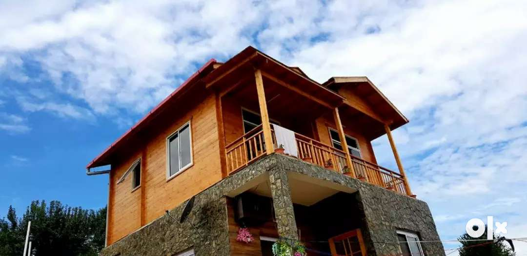 3Bhk Duplex Cottage fully loaded, Himalaya View, PWD road, Govt Water