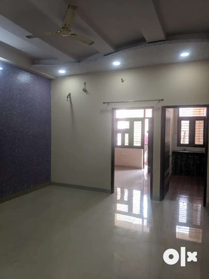 3BHK Semi Furnished New Flat for Rent - No Brokerage