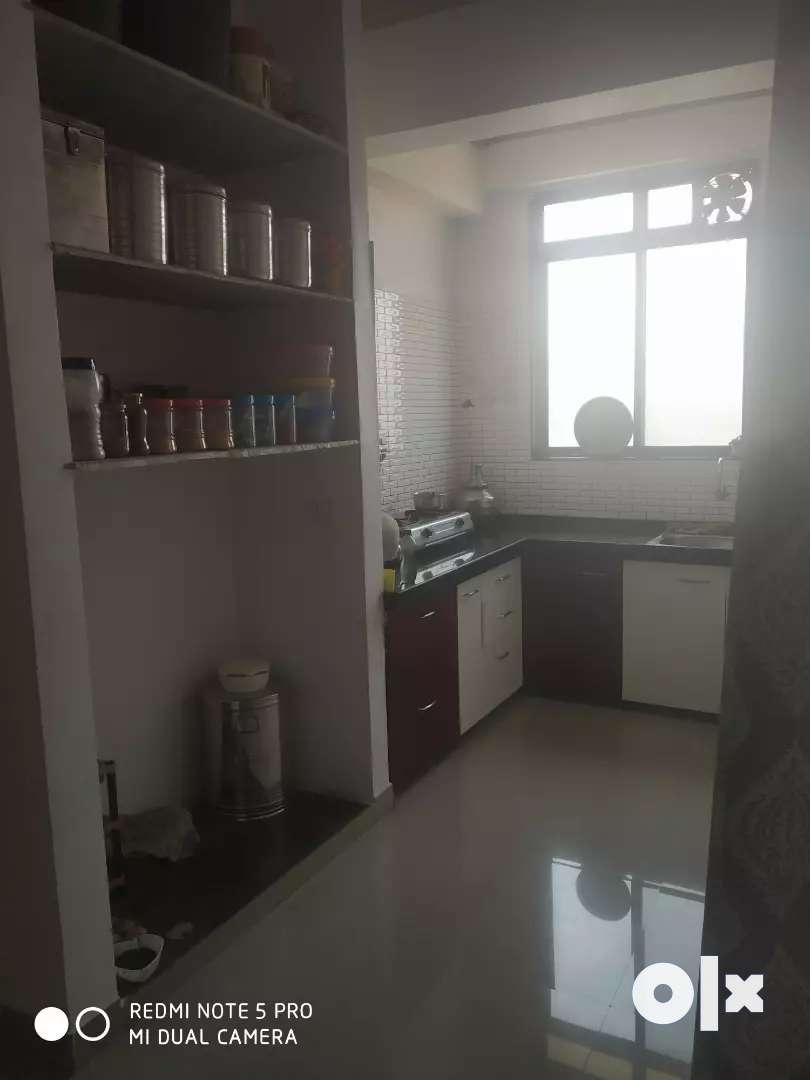 Sale 2 BHK Flat with good Nature  View