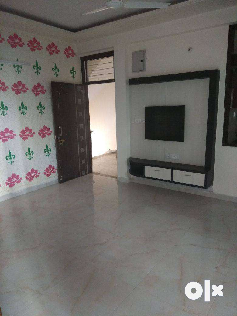 3 BHK Front Facing Semi Furnished Apartment Flat For Sale JDA Approved
