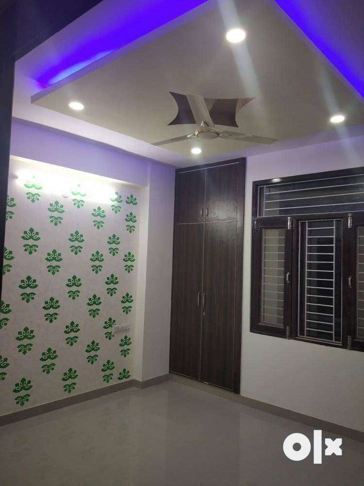 2 BHK Front Balcony Semi Furnished JDA Approved Apartment Flat Loanabl