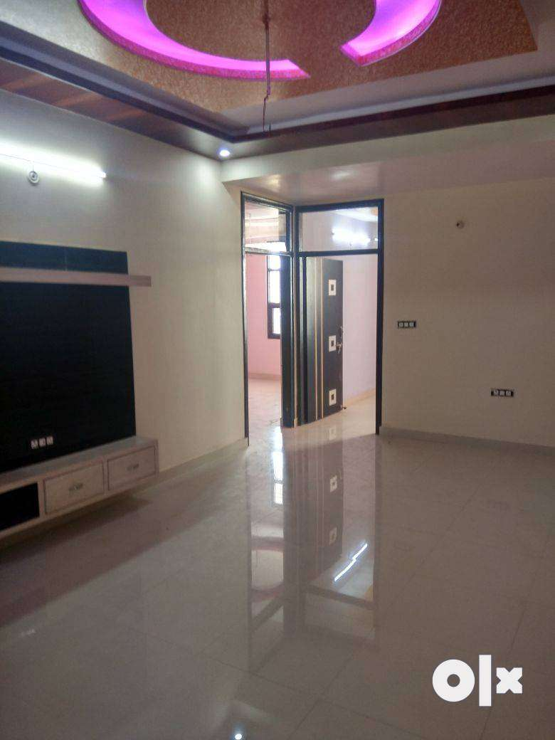 Front 3 BHK At Mansaovar Metro Semi furnished JDA Approved Loanable