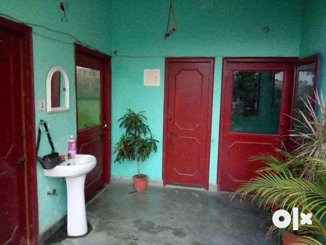 Two Bedroom set on first floor for Rent at Ganga Nagar