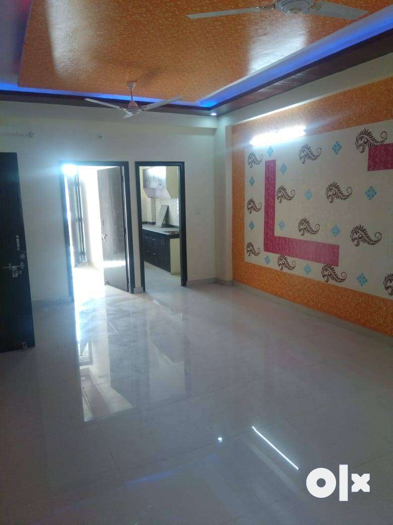 3BHK At Mansarovar Semi Furnished JDA Approved Loanable Apartment Flat