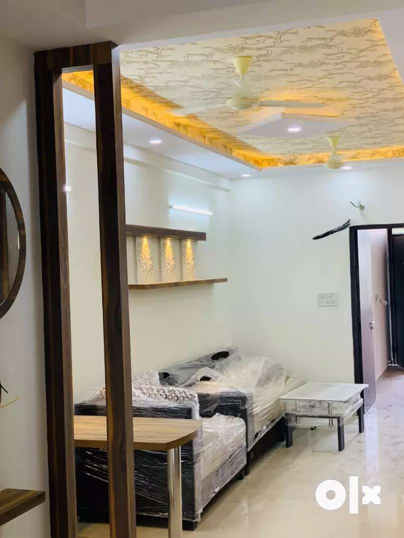 2 bhk fully furnished flat nearby 7no. Chauraha