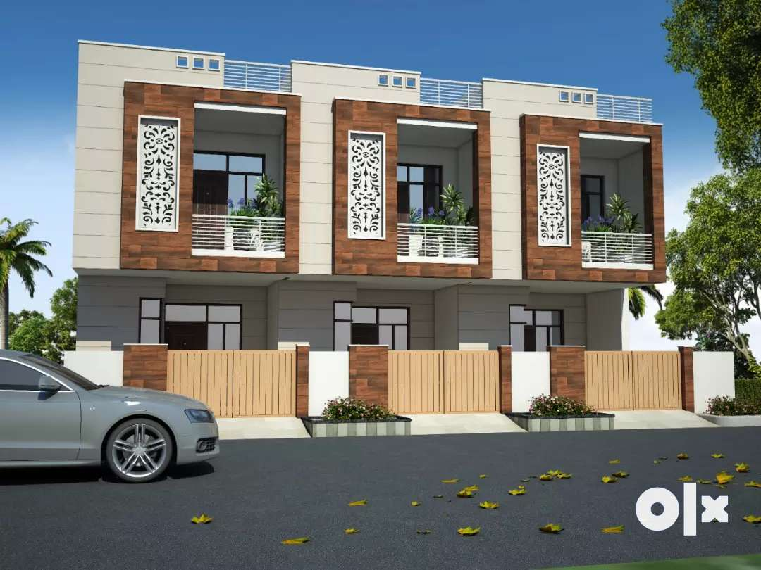 3 BHK Duplex Villa House For sale in Mansarovar JDA Approved Loanable