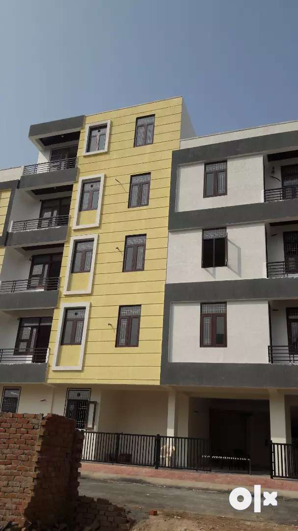 2 BHK flat for sale in niwaru road laxmi nagar in Jhotwara