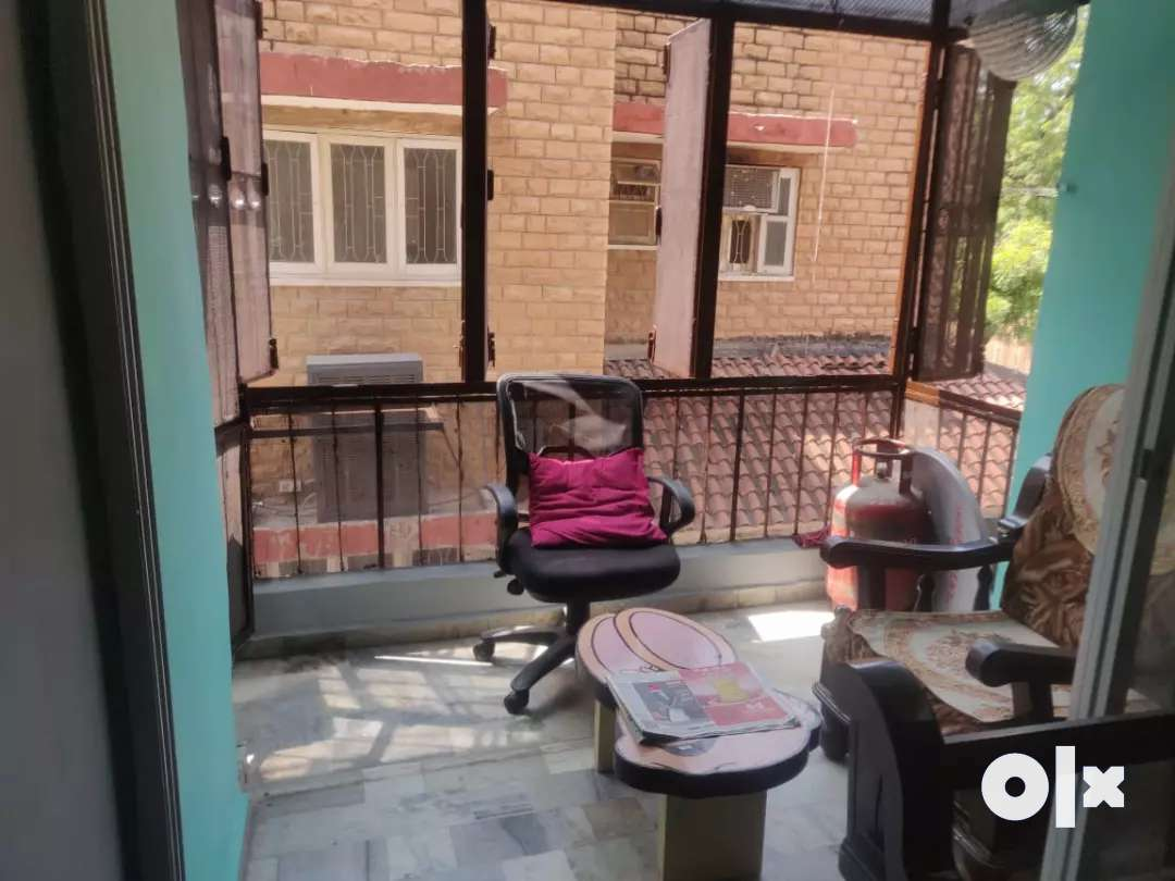 1 BHK with furnished Flat, Ready to move in, Loanable