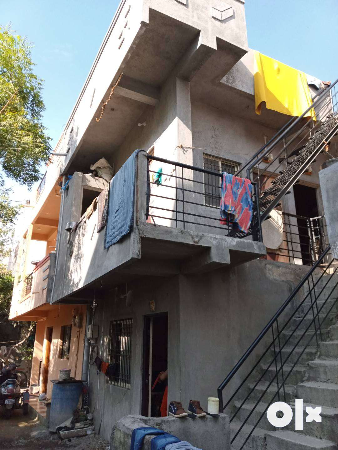 1 BHK GROUND AND 1ST FLOOR NEWLY CONSTRUCTED HOUSE FOR SELL
