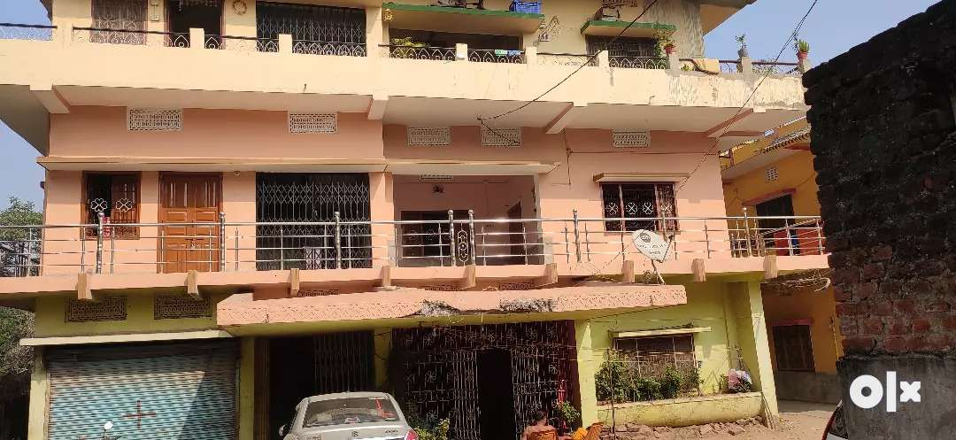 Road facing house located opposite civil surgeon office in jailhata