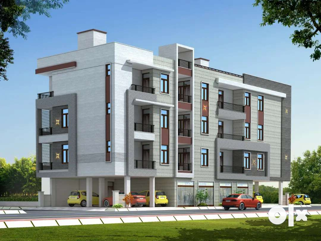 3 BHK JDA approved luxurious flat