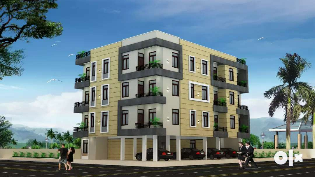 2bhk flat for sale at Jhotwara niwaru road, nearby murlipura,