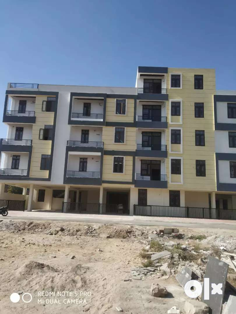 3bhk flats for sale in niwaru road, nearby chomu puliya Jhotwara