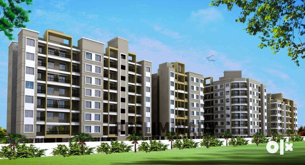 1bhk close to possession @ 15L @ 4 towers and 240 Affordable Flats
