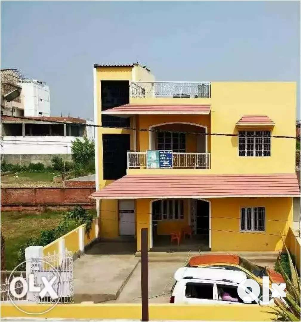 3 BHK available on rent