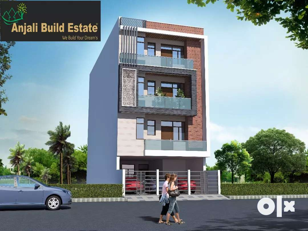 2 BHK luxurious flat in gandhipath west Vaishali Nagar Jaipur
