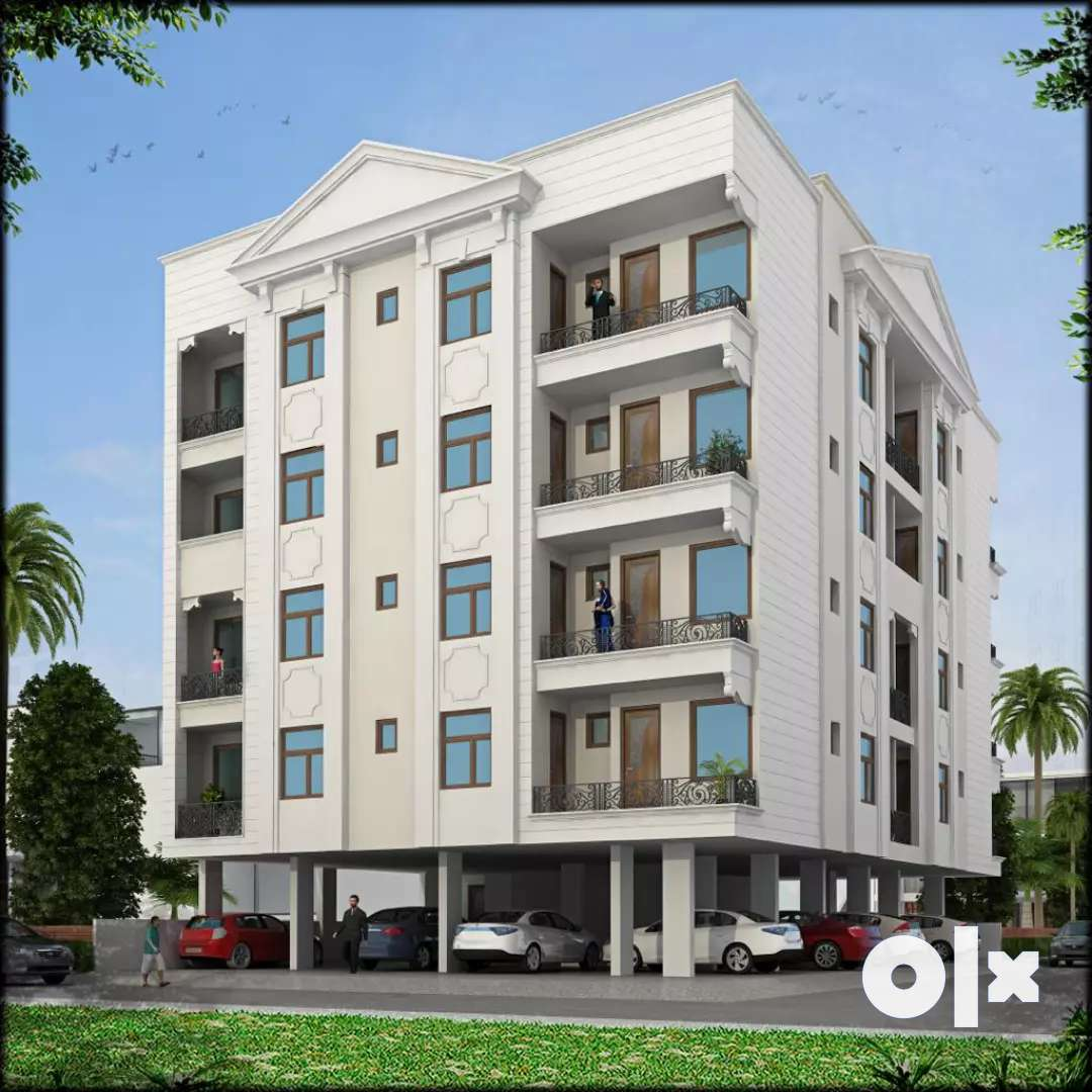 FULLY FURNISHED 3 BHK FLAT FOR SALE NEAR D'MART AT 25 LACS