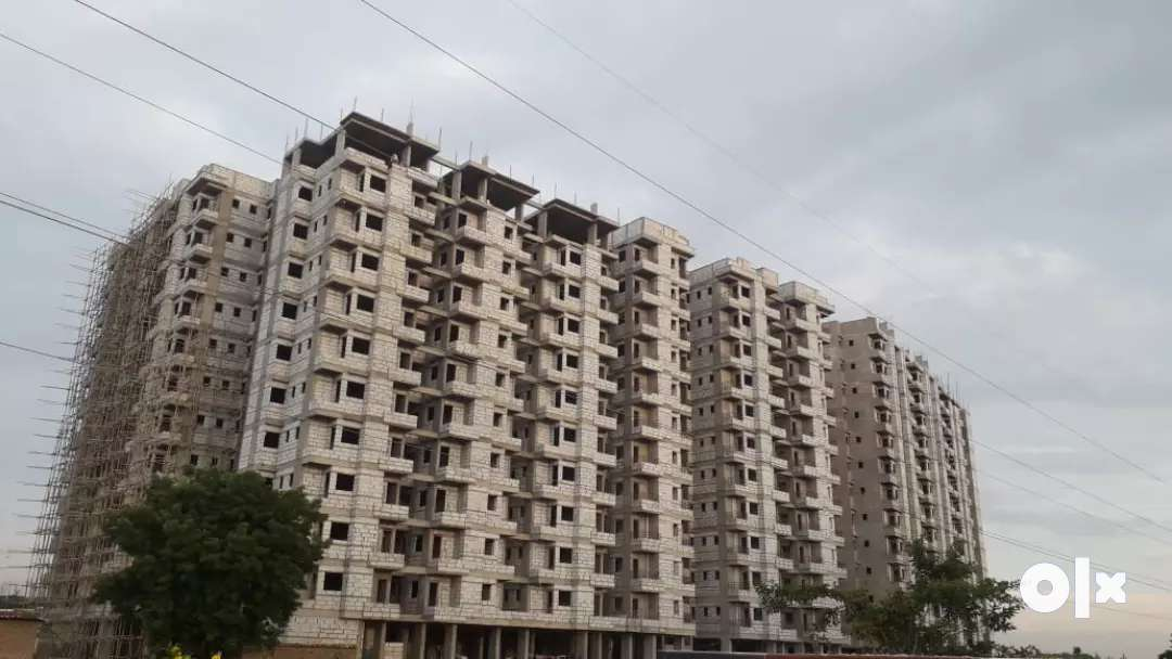 Premium 2 BHK flat facing 200 feet road at Vaishali Nagar Extension