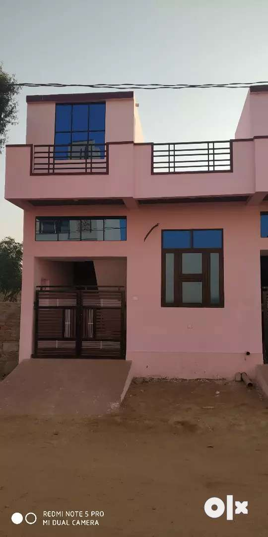 2 BHK SOCIETY APPROVED VILLA
