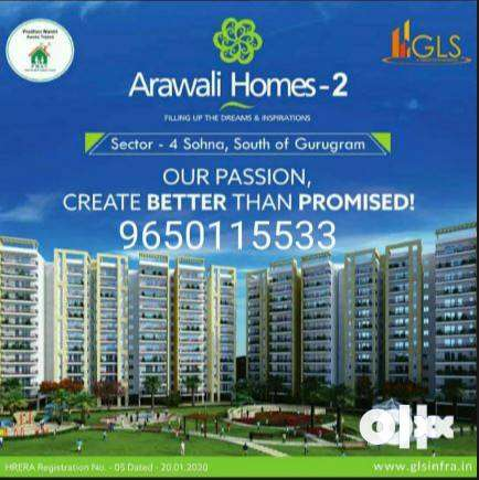 Booking start for Luxury apartments in Gurgaon sohna road