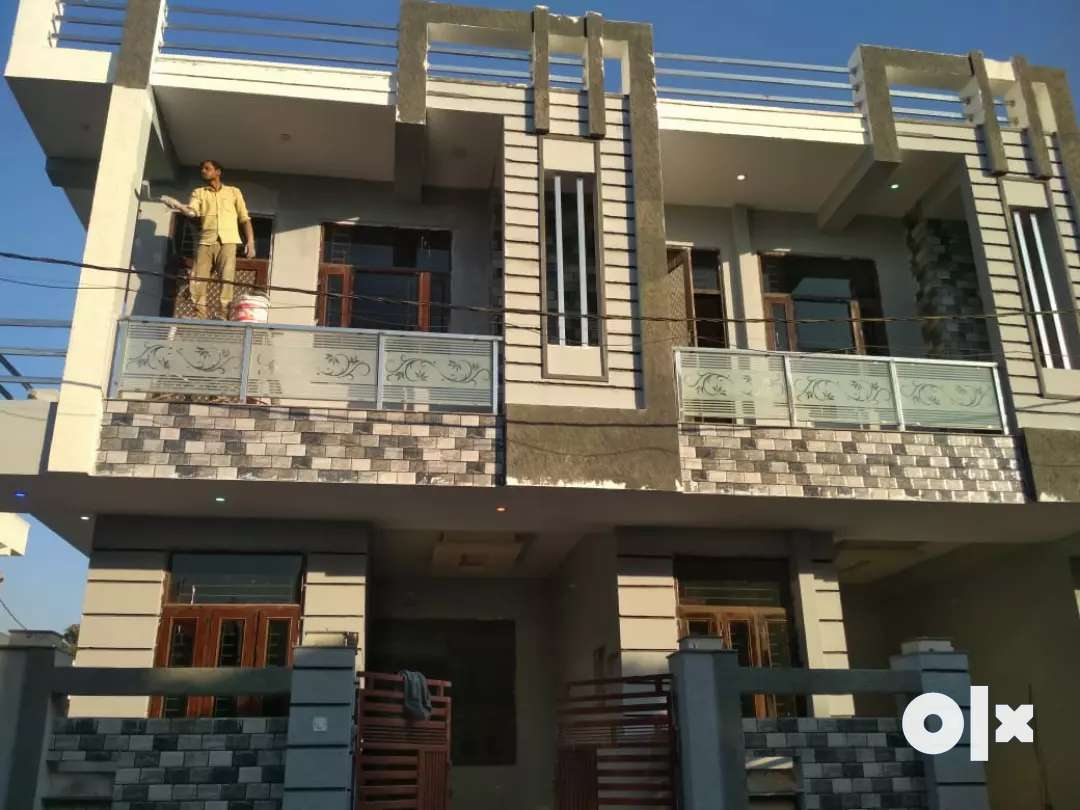 3 BHK SOCIETY APPROVED DUPLEX VILLA,