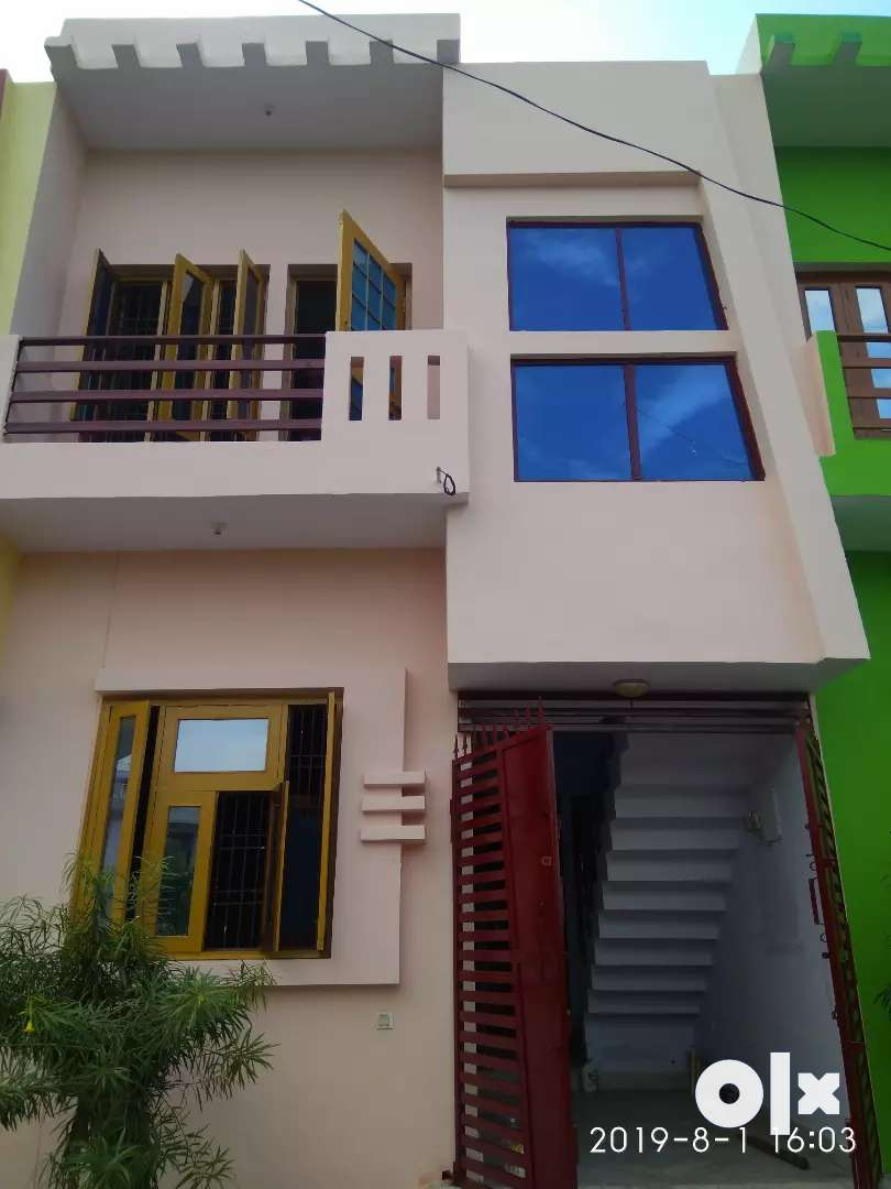 60sq mtr East nd Park facing newly constructed house