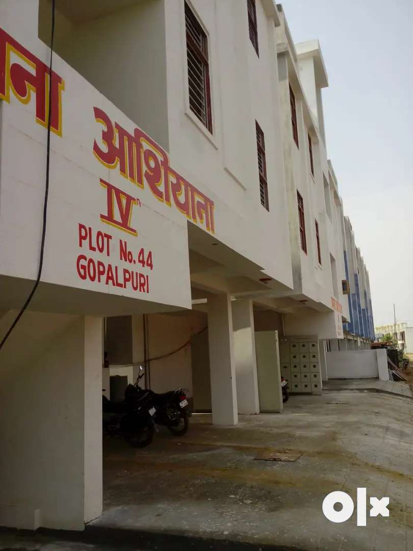 1 Bhk flat available on Sirsi road