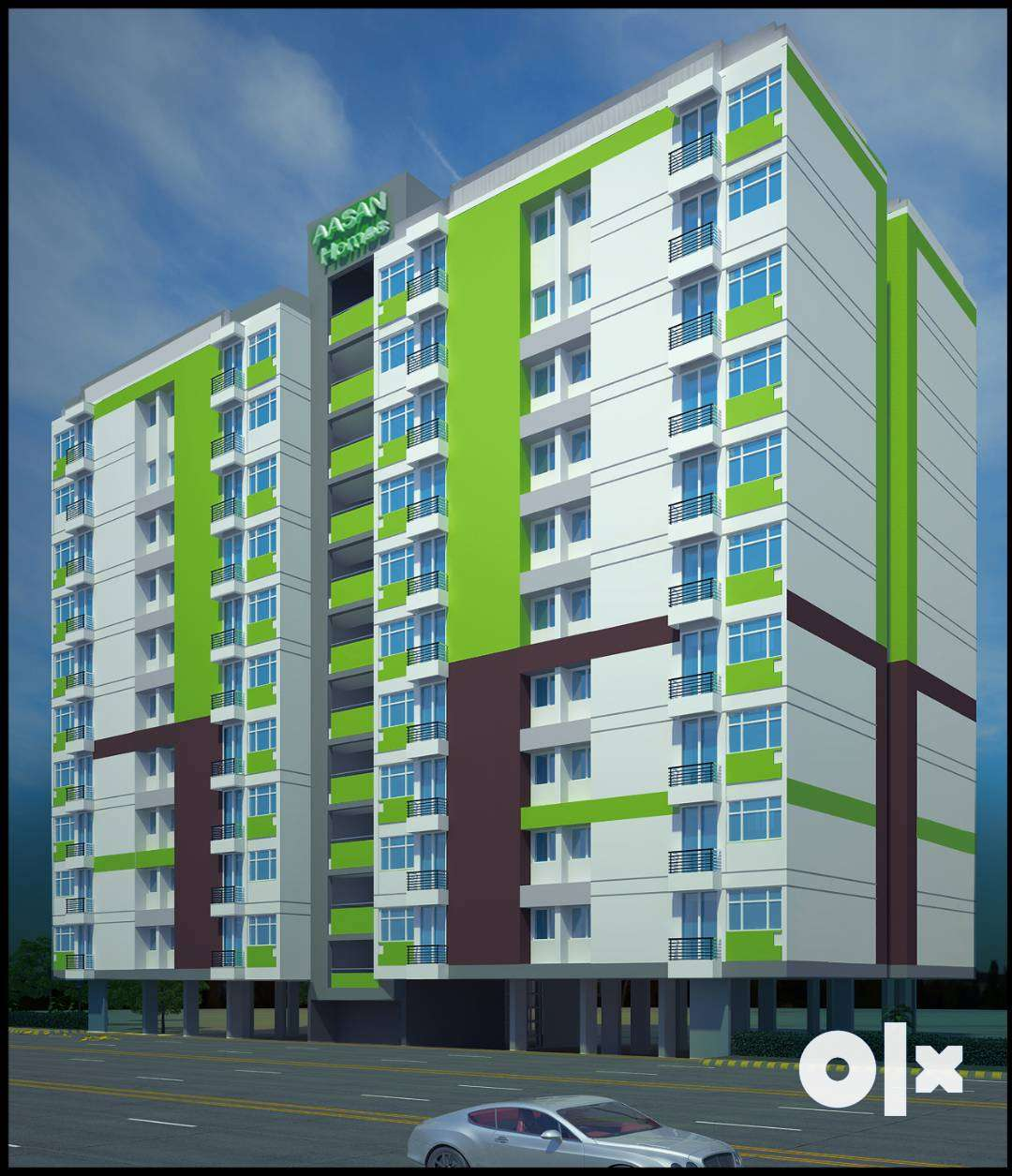 Affordable Flat starting 975000