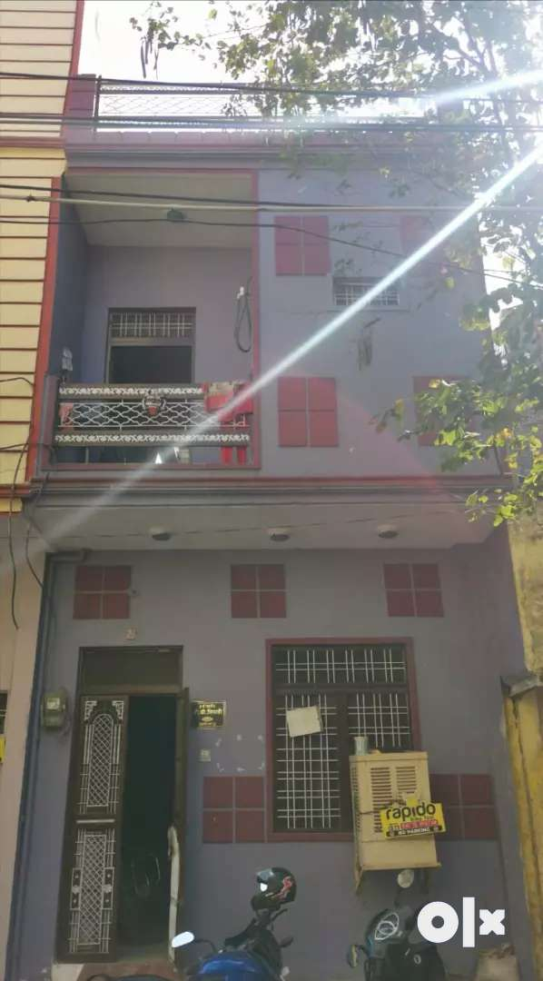 Registered house available on sale in m.n. 3rd