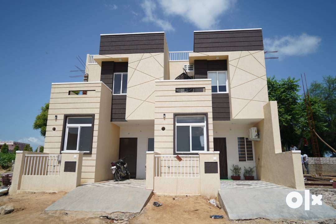 A BEAUTIFUL VILLA PROJECT IN AJMER ROAD JAIPUR
