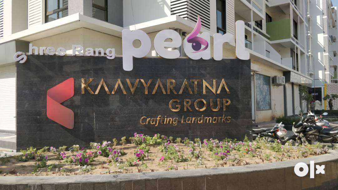 2bhk fully furnished apartment on Rent @ Shreerang Pearl, Gift City Rd