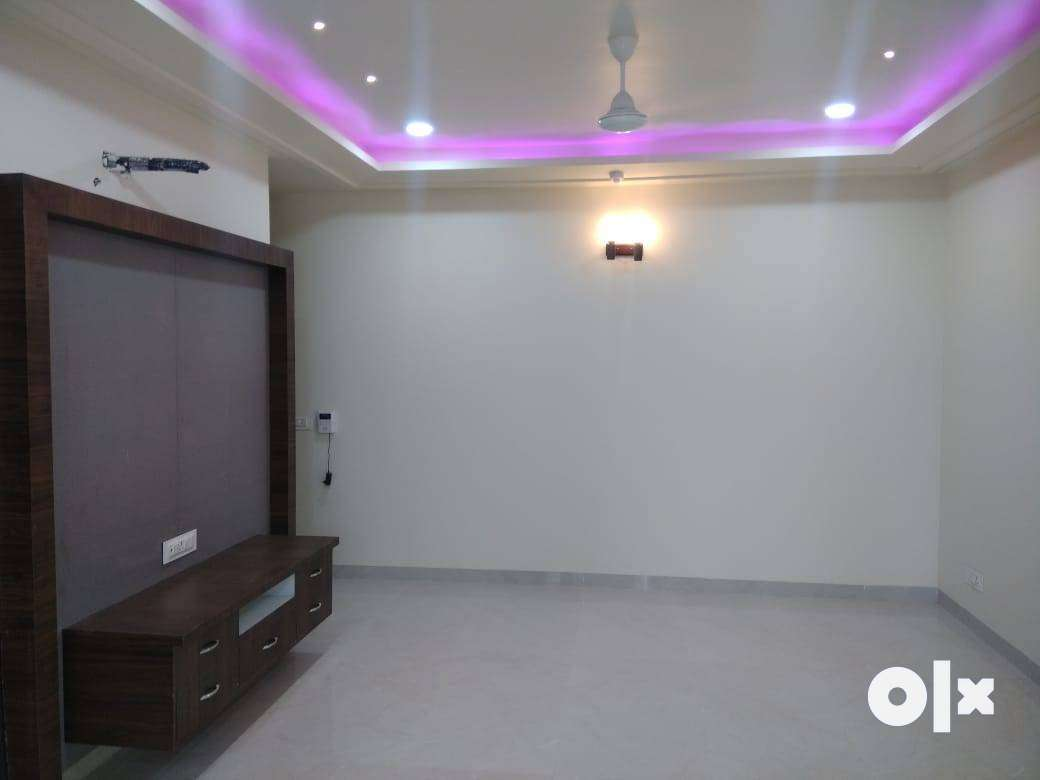 3 BHK Spacious Semi Furnished Apartment Flat For Sale JDA Approved